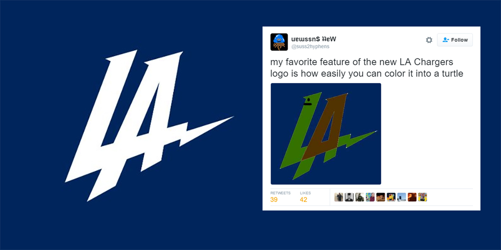 Chargers Unveil A New Kind Of Familiar Logo For Los