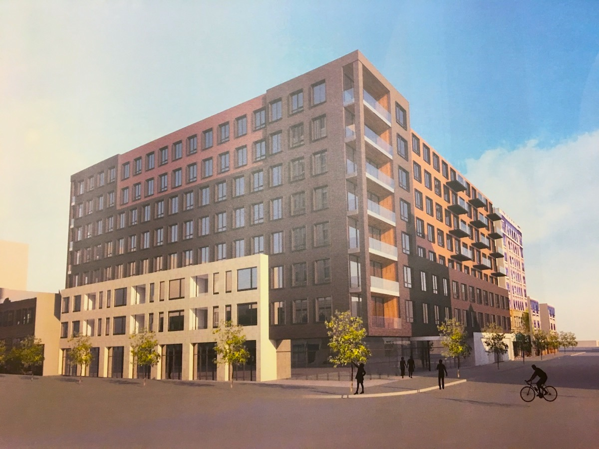 Work to start on c h robinson s new som designed for Apartment landlord plans lincoln park expansion