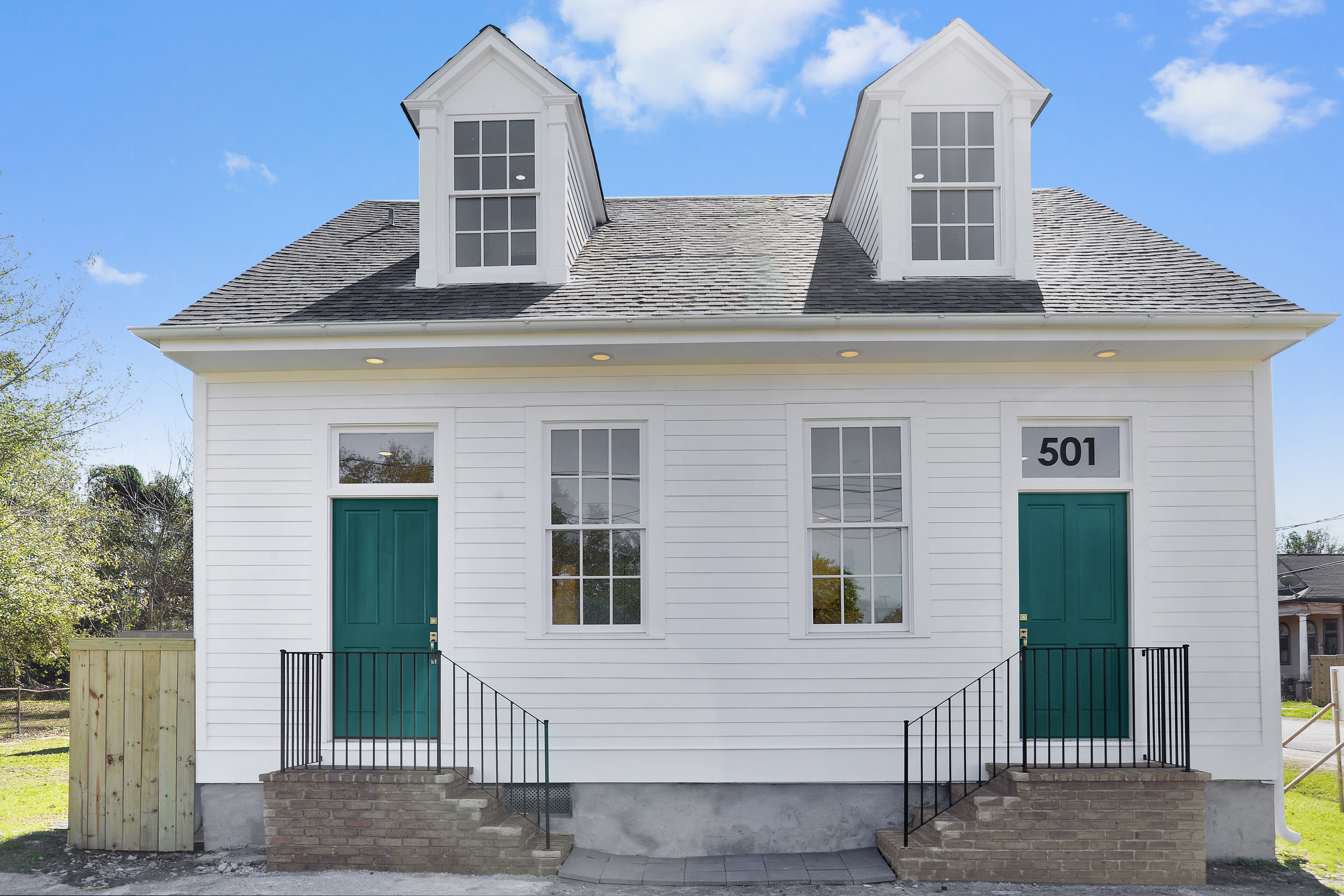 New Orleans Treme Neighborhood Property Brothers