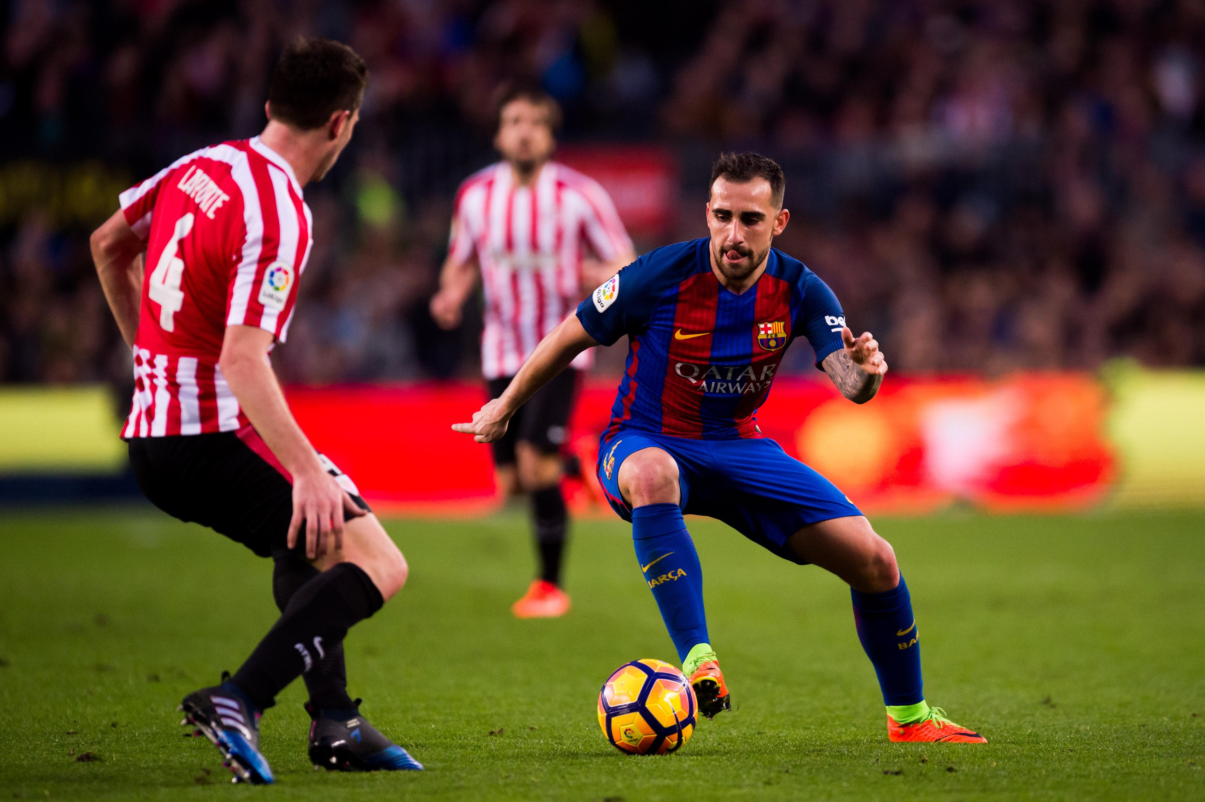Ath Bilbao Vs Barcelona: Athletic Bilbao Vs Barcelona, 2017 Copa Del Rey: Match