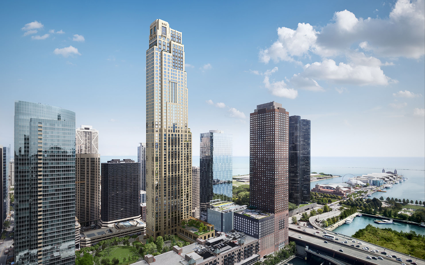 One Bennett Park Chicago Floor Plans: A Look At Gensler's 2,000-foot Conceptual Design For The