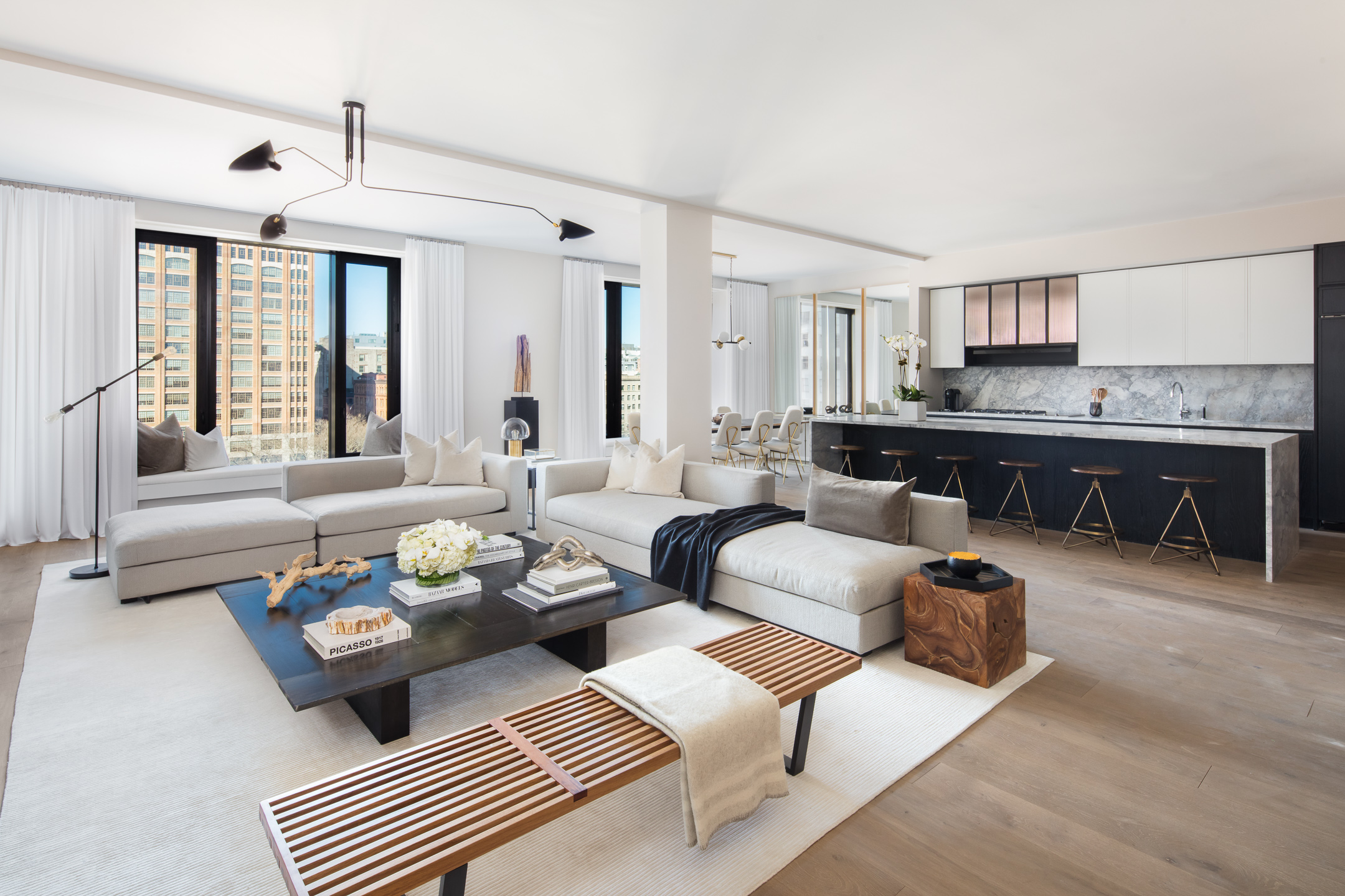111 West 57th Street Officially Surpasses The Old Steinway